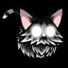 Black Kittykit Icon