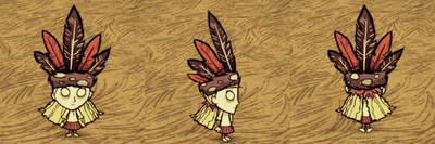 Feather Hat Wendy