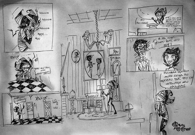 Fragments of memories part18 by ravenblackcrow-d9apiet