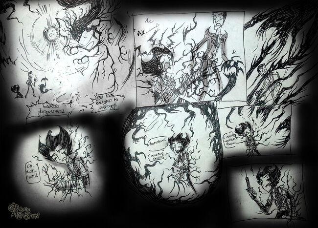 Fragments of memories part39 by ravenblackcrow-d9lenz1