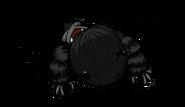 Обезьян-паук умер