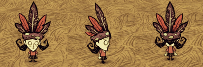 Feather Hat Willow