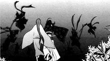 Кагемитсу и Ботан против Ашия