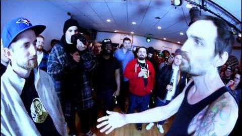 Smoked Out Battles -3 Year Anniversary- - Wendigo vs Rev Ron. Rev Ron