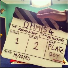 The room in which DHMIS4 will take place
