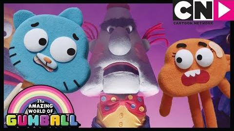 Gumball NEW The Puppets Cartoon Network