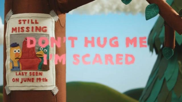 Don't Hug Me I'm Scared III