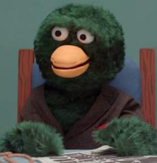 Bird Puppet DHMIS 4