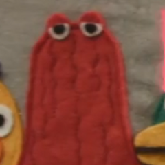 Red Guy on the milk carton