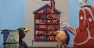 The chimney!