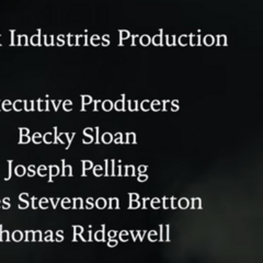 If looked closely, Roy is in the top right of the credits.