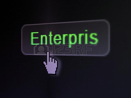 Enterpris button