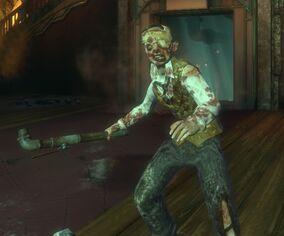 Bioshock Thuggish Splicer