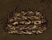 Szybka działka rolna na łące