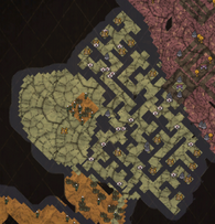 Labirynt w ruinach