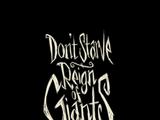 Don't Starve: Panowanie Gigantów (RoG)