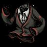 Classy Cardigan Disilluminated Black