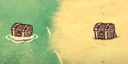 Piracki plecak w grze