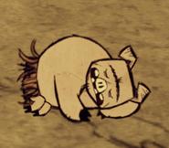 Śpiąca świnia