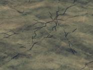 Ogołocona ziemia w jaskiniach wulkanicznych (DSS)