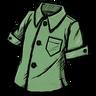 Buttoned Shirt Willfull Green