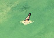 Wiadomość w butelce w grze (DSS)
