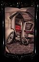 Classy Broken Carriage Portrait