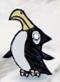 Pojedynczy pingwin