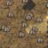 Skalista równina na mapie