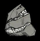 Stara skała księżycowa (DST)