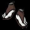 Classy Duelist's Sandals