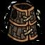 Drewniana zbroja (Kuźnia)