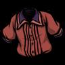 Pleated Shirt Higgsbury Red