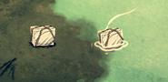Lodowa kostka w grze
