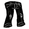 Jeans (Scribble Black)