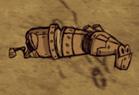 Śpiący mechaniczny rycerz