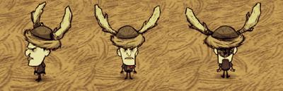 Max Bawoli kapelusz
