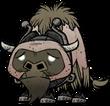 Stary bawół (Gorge)