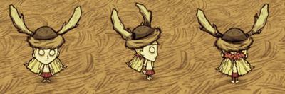 Wendy i Bawoli kapelusz