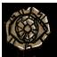 Tulecytowy medalion