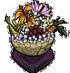 Owocowy kapelusz
