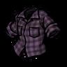 Lumberjack Shirt Tentacle Purple