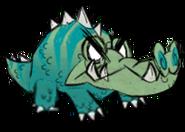 Blue Crocodog