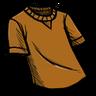 T-Shirt (Pumpkin Orange)