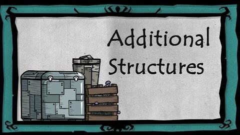 Don't Starve Mod - Additional Structures v. 1.1-0