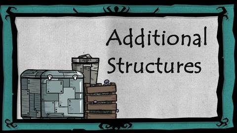 Don't Starve Mod - Additional Structures v. 1