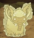 Zamrożony koalefant