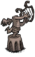 Statua Harfy2
