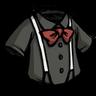 Suspension Shirt (Disilluminated Black)