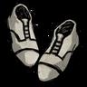 Oxford Shoes (Houndbone White)